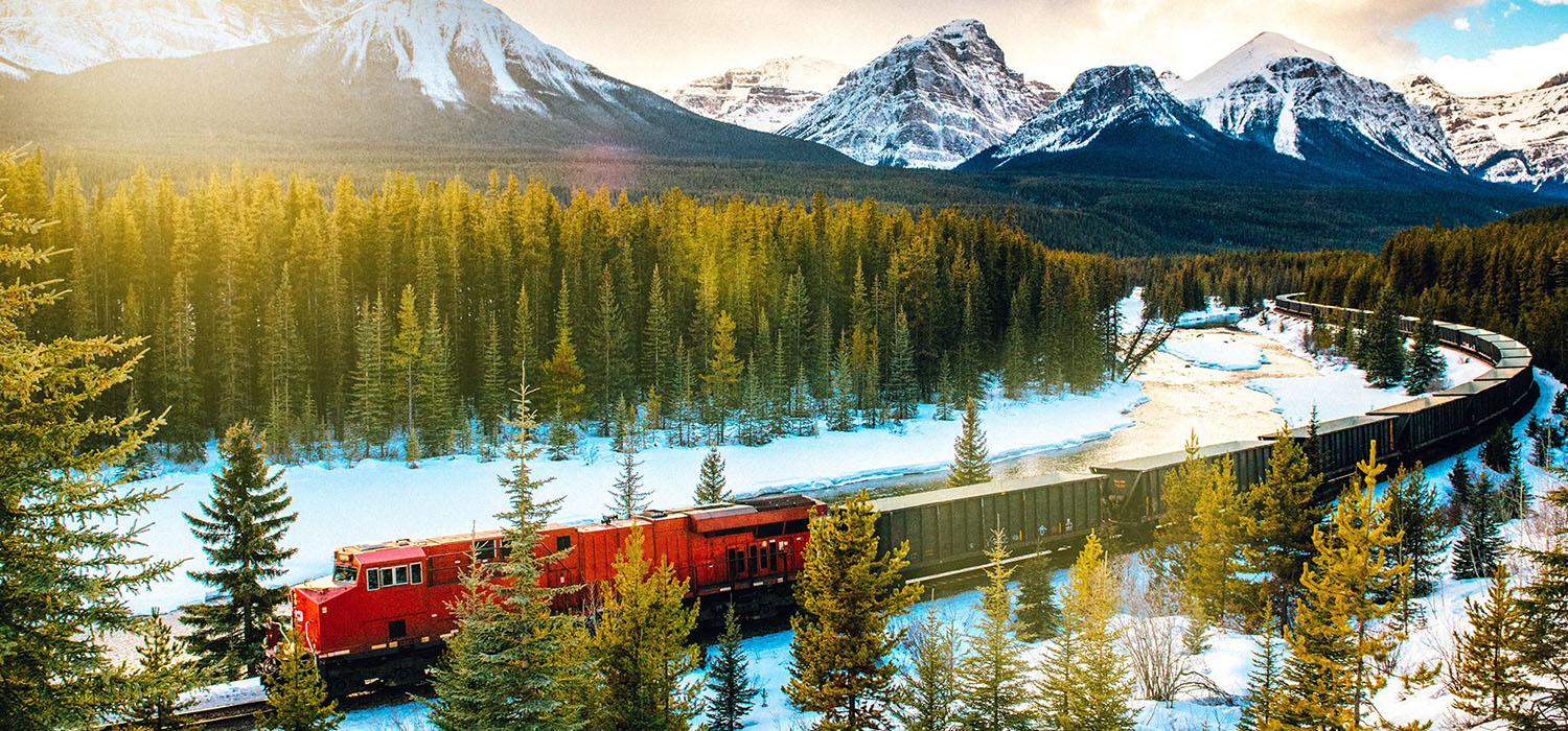 Banff travel destination