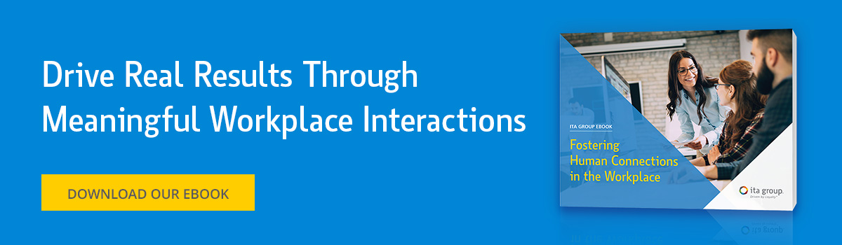 Drive Real Results Through Meaningful Workplace Interactions. Download our ebook.