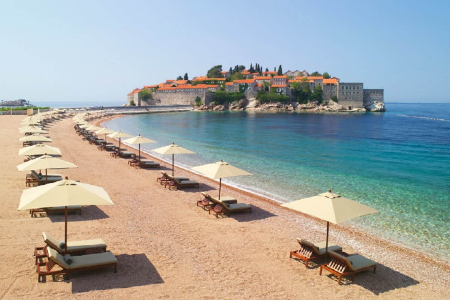 Incentive travel destination Montenegro
