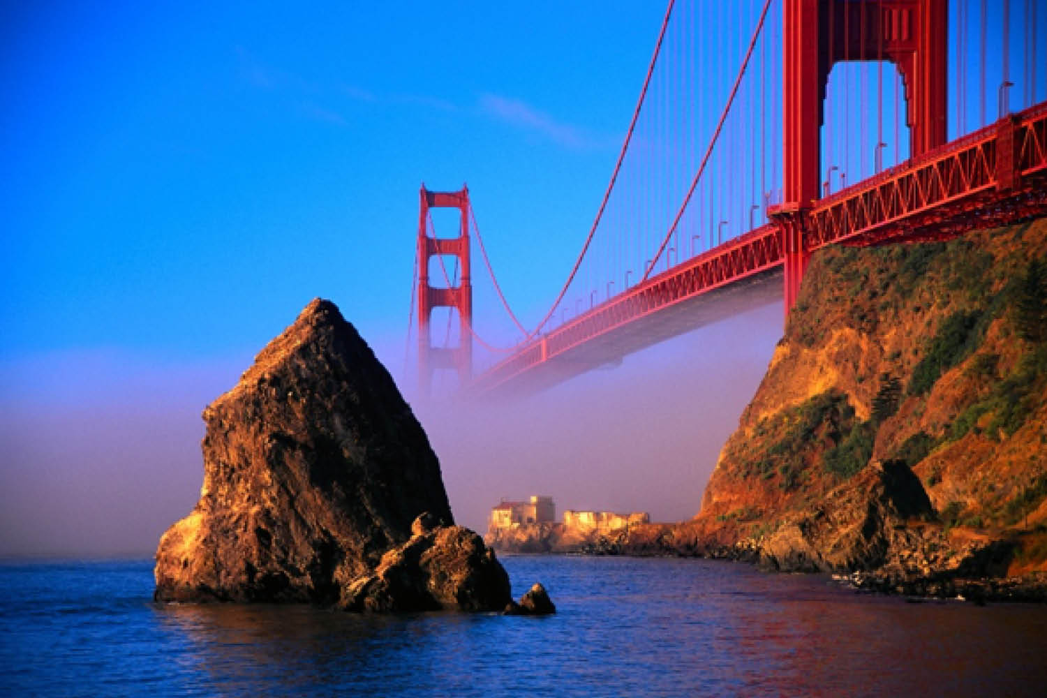 incentive travel destination san francisco