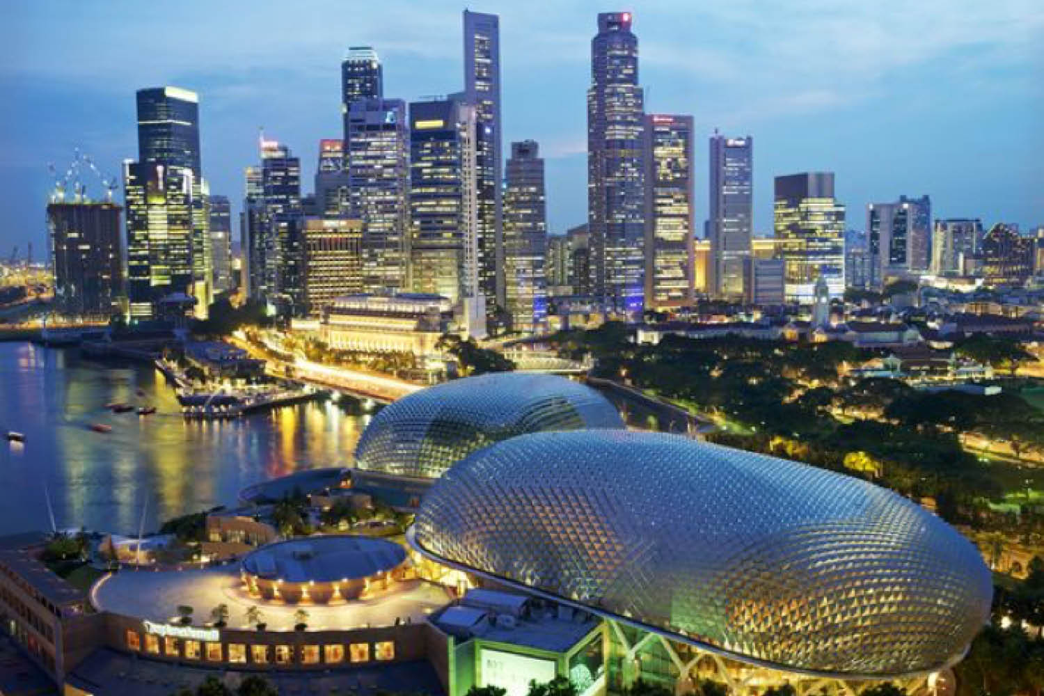 incentive travel destination in Singapore