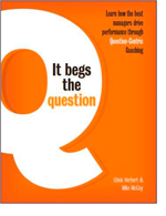 It Begs the Question Book Cover