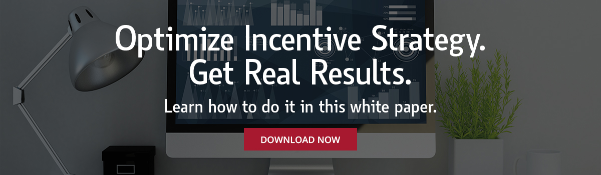 Optimize incentive strategy. Get real results.