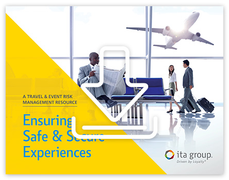 A Travel & Event Risk Management Resource: Ensuring Safe & Secure Experiences Ebook