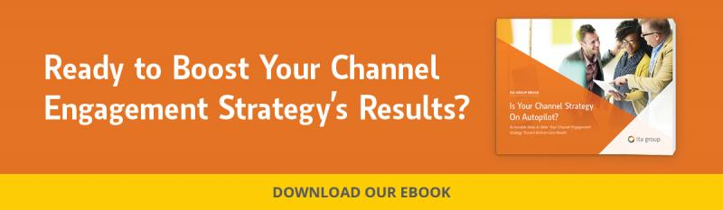 Is Your Channel Strategy on Autopilot? Channel engagement ebook