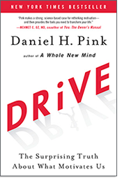 Book by Daniel Pink