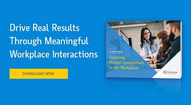 Drive Real Results Through Meaningful Workplace Interactions | Download Now
