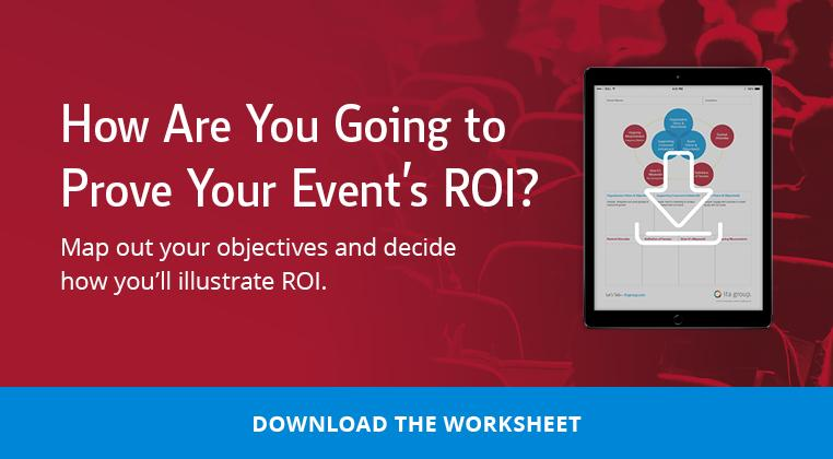 How to Roadmap Your Event ROI