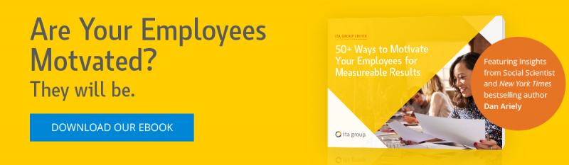 Are your employees motivated? They will be. Download our ebook.