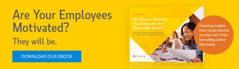 50+ Ways to Motivate Your Employees Ebook
