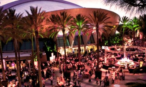 Anaheim Convention Center Conference Venue