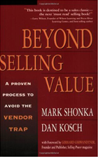Beyond Selling Book Cover