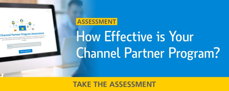 Is Your Channel Partner Program Effective?