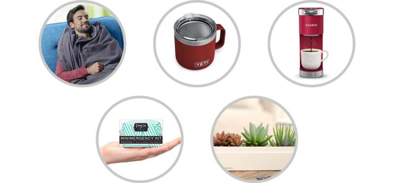 holiday gift ideas for your coworker or office friend