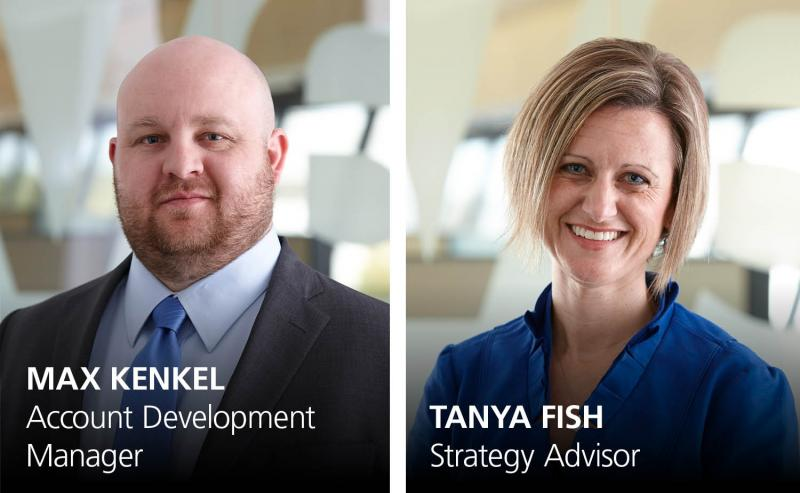 ITA Group experts, Max Kenkel & Tanya Fish