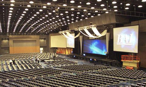Georgia World Congress Center Event Venue