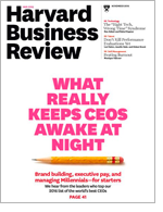 Harvard Business Review Book Cover