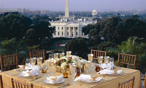 The Hay Adams Event Venue view