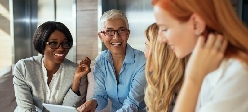 Engaged employees who feel belonging in the workplace