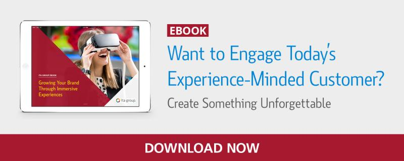 Growing Your Brand Through Immersive Experiences Ebook