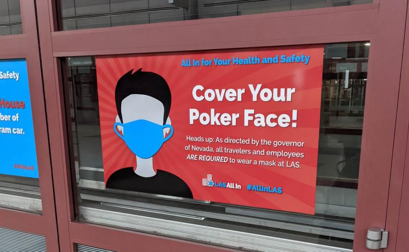 cover your poker face