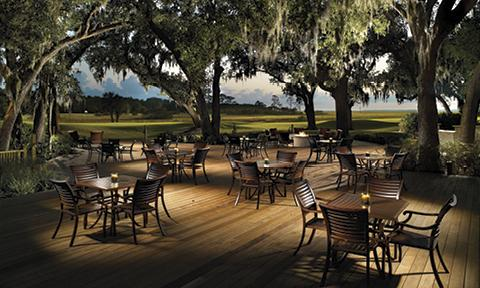 Omni Amelia Island resort outdoor venue