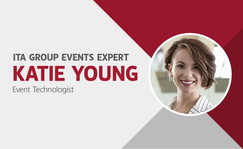 katie young, event technologist