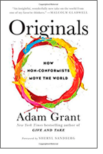 Adam Grant book cover