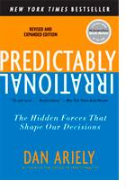 Predictably Irrational by Dan Ariely book cover