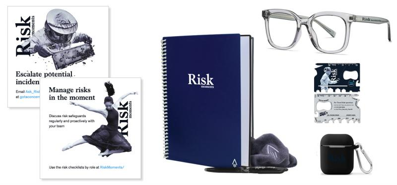 example of risk management campaign