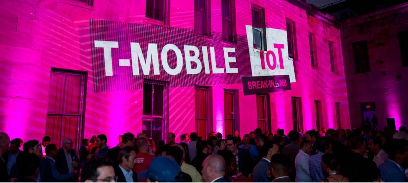 T-Mobile strategic event put on by ITA Group