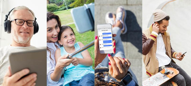 Marketing to the different generations